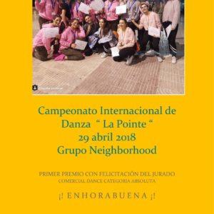 Campeonato Internacional de Danza-001