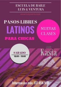 Pasos libres latino