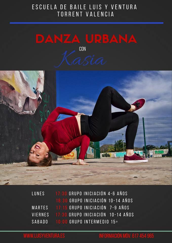 kasia estilos urbanos 2017-18