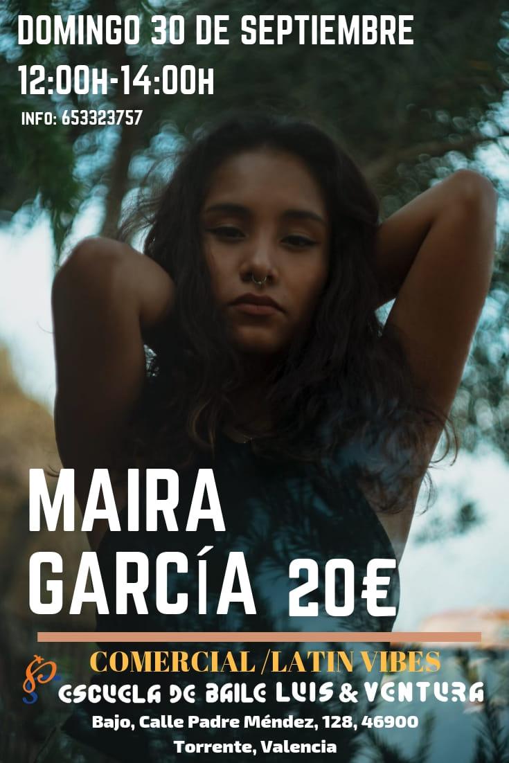 MAIRA GARCIA ESTILOS URBANOS